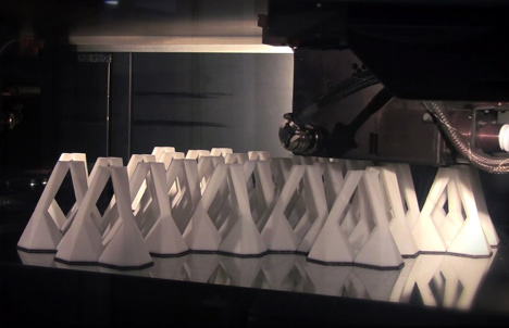 """We use three basic 3D-printing processes at Materialise"""