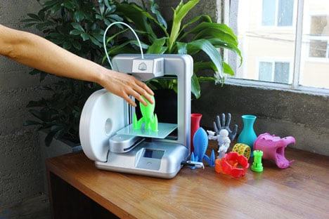 """""""We want to put 3D printing in every home"""" - Janne Kyttanen"""