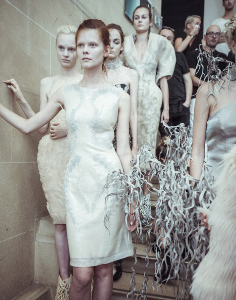 Wilderness Embodied by Iris van Herpen