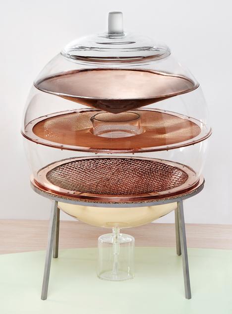The Alchemist's Dressing Table by Lauren Davies