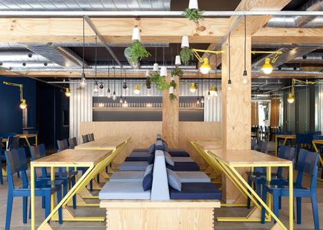 Bien Restaurant by Suite Arquitetos