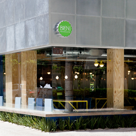 Bien Restaurant by Suite Arquitetos