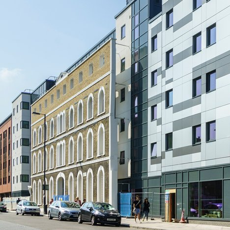 """Prison-like"" student housing wins Carbuncle Cup 2013"