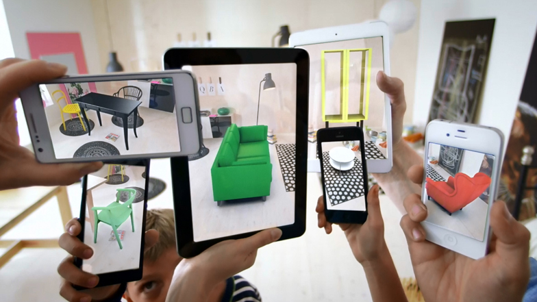 Ikea Launches Augmented Reality Catalogue Dezeen