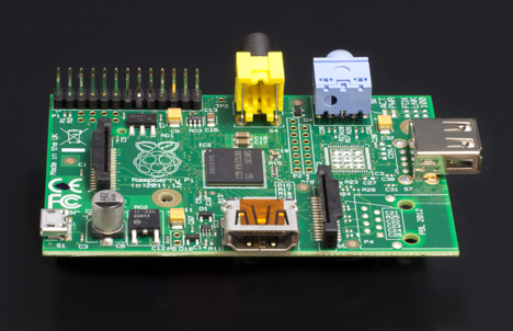 INDEX: Award 2013 winner - Raspberry Pi