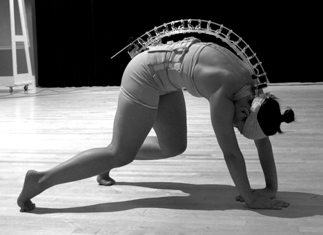 Instrumented Bodies - digital prostheses for music and dance