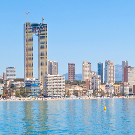 Intempo tower blunder sees Benidorm skyscraper built without a working lift