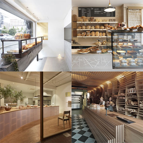 Dezeen archive: patisseries