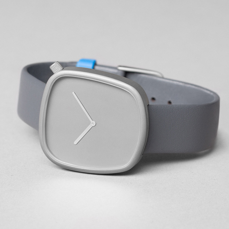 Pebble by KiBiSi at Dezeen Watch Store