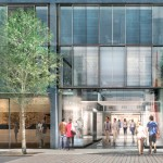 Plans approved for Rogers Stirk Harbour + Partners gallery arcade in Mayfair