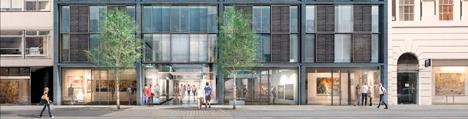 30 Old Burlington Street by Rogers Stirk Harbour + Partners