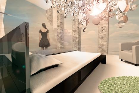 Unbalanced Hotel by OOIIO