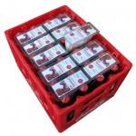Coke-crate entrepreneur abandons award-winning design concept