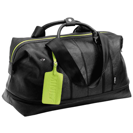 Competition: five MINI Weekender bags by Puma to be won