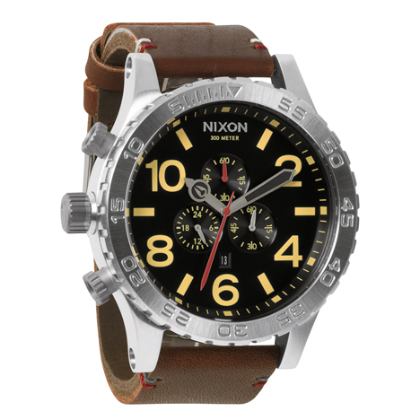 51-30 Chronograph Leather