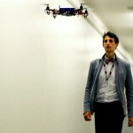 SkyCall quadcopter by MIT Senseable City Lab