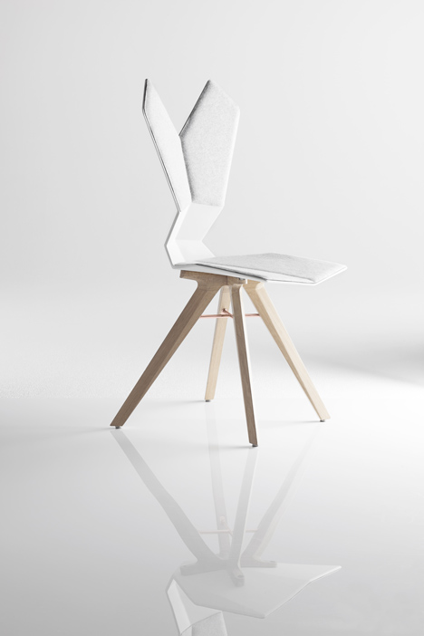 Y Chair by Tom Dixon