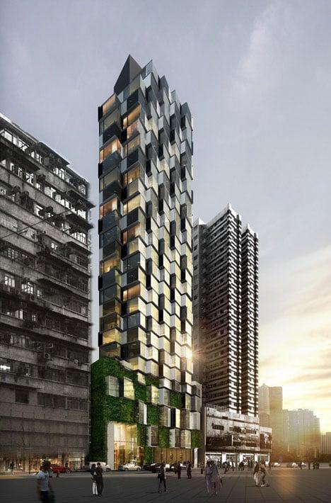 dezeen_ Composite Building at Sai Yee Street by Aedas_1