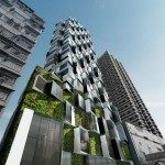 Composite Building by Aedas