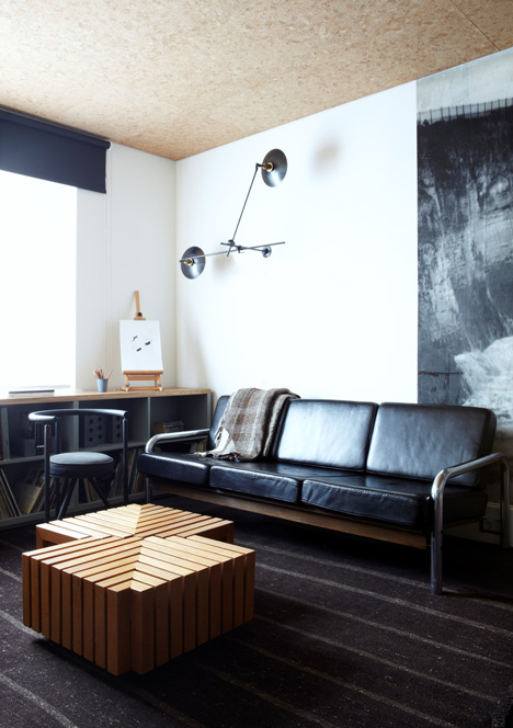 Ace Hotel Shoreditch by Universal Design Studio