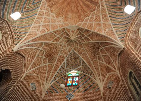 Rehabilitation of Tabriz Bazaar, Tabriz, Iran