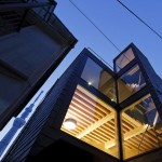 Alley by Apollo Architects & Associates