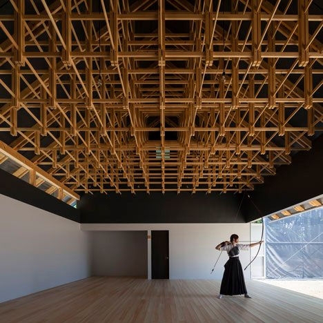 dezeen_Archery Hall and Boxing Club by FT Architects_1sq