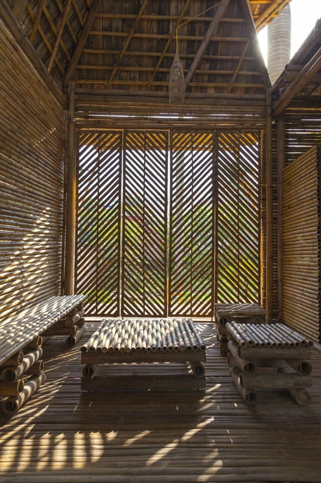 Bamboo Home by H&P Architects