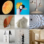 New Pinterest board: paper design
