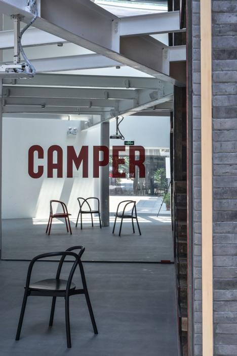 Camper Shanghai by Neri&Hu