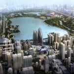 Ma Yansong unveils mountain-inspired skyscrapers for Beijing
