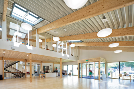 dezeen_Early Childhood Center Wassenaar by Kraaijvanger_1