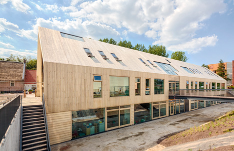 dezeen_Early Childhood Center Wassenaar by Kraaijvanger_10