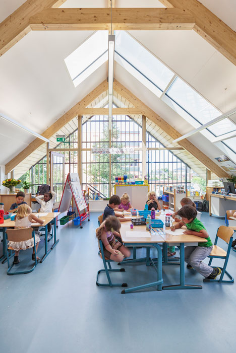 dezeen_Early Childhood Center Wassenaar by Kraaijvanger_4