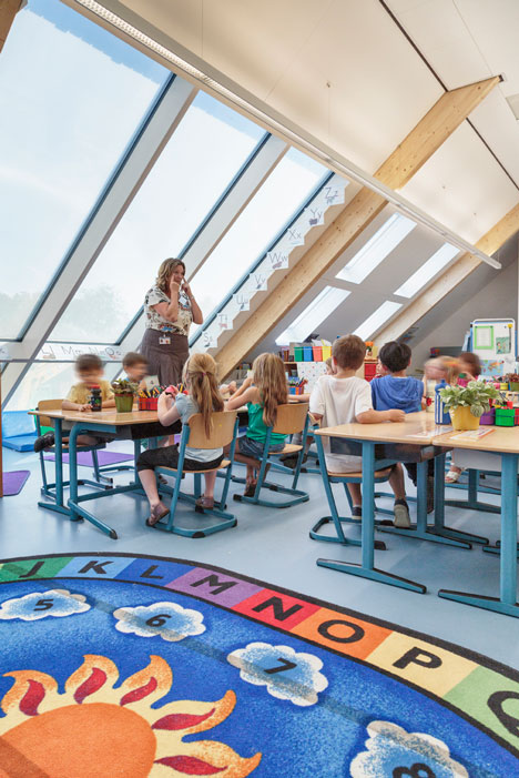 dezeen_Early Childhood Center Wassenaar by Kraaijvanger_5