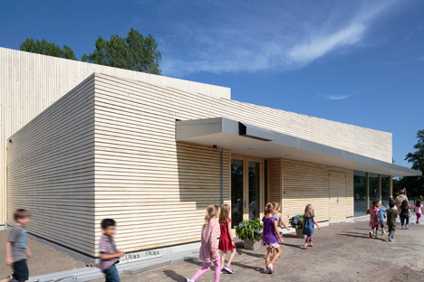 dezeen_Early Childhood Center Wassenaar by Kraaijvanger_7