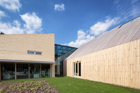 dezeen_Early Childhood Center Wassenaar by Kraaijvanger_9
