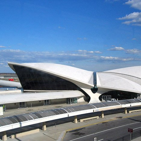 Eero Saarinen's JFK terminal to become hotel