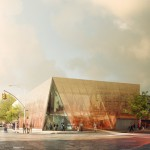 Far Rockaway Branch Library by Snøhetta