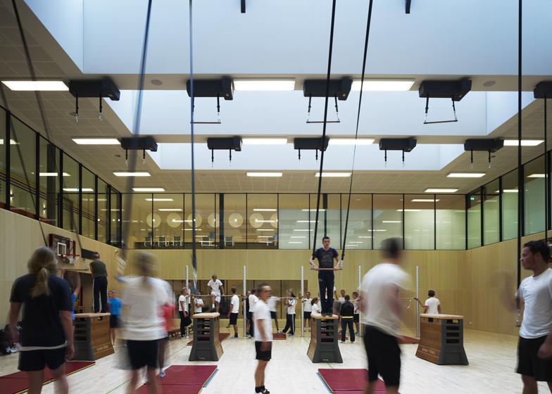 Fontys Sports College by Mecanoo