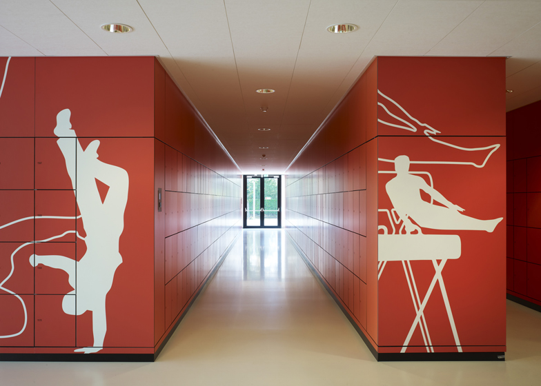 Fontys Sports College by Mecanoo