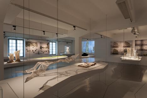 Naturalizing Architecture at The Turbulences - FRAC Centre, Orléans