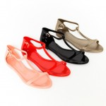 Grace K handbags and So K sandals by Kartell