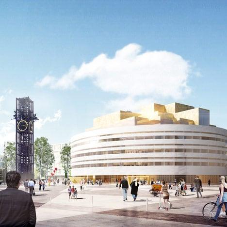 dezeen_Henning Larsen Architects town hall Kiruna Sweden_1sq