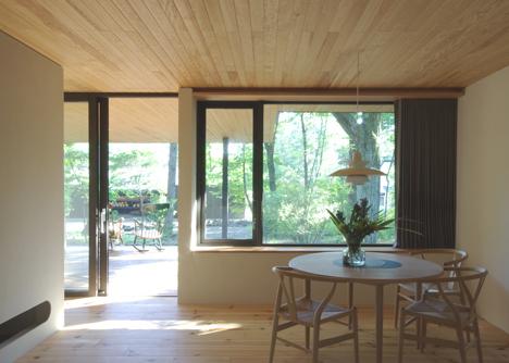 House in Oiwake by Case Design Studio