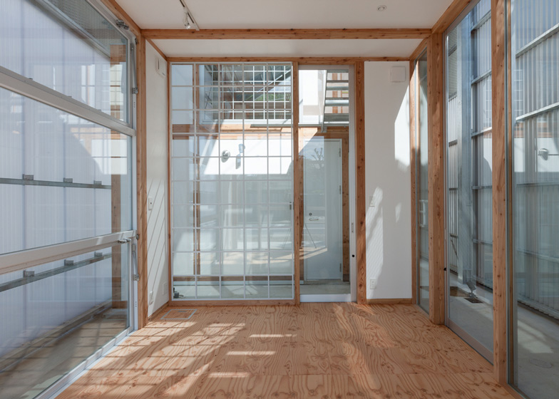 House of 33 Years by Megumi Matsubara