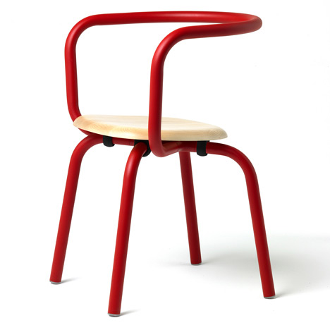 """I felt we should change the way Emeco make chairs"" - Konstantin Grcic"