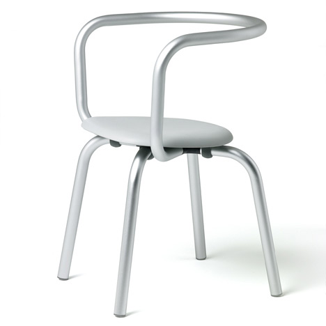 """I felt we should change the way Emeco makes chairs"" - Konstantin Grcic"