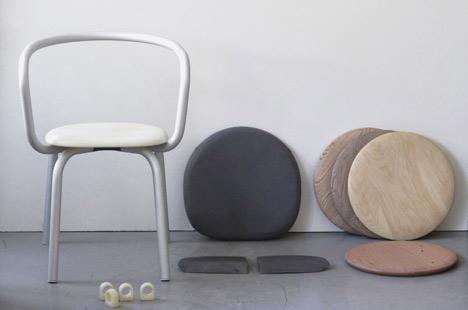 """I felt we should change the way Emeco make chairs"" - Konstantin Grcic"