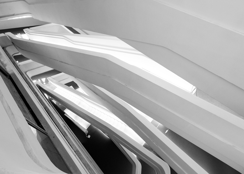 Innovation Tower by Zaha Hadid